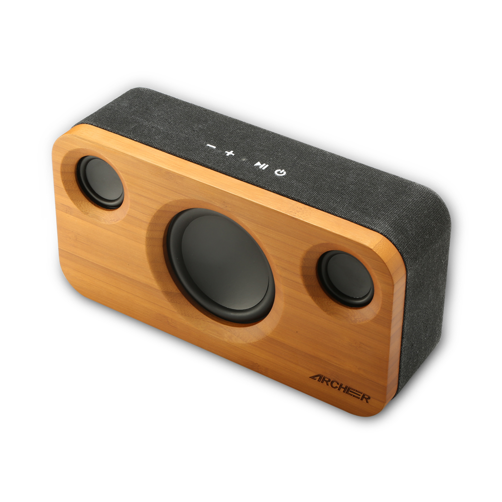ARCHEER A320 Bluetooth Speaker with Strong Bass